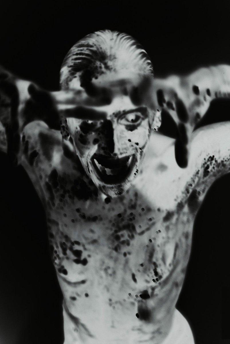 Промо-фото к альбому Галас <b>Shrei X</b> (1996)