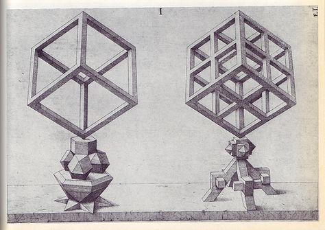 Rubruck F.-A., Abstract figures, 1782.