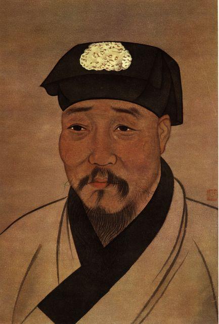 Сюй Вэй (徐渭) (Xú Wèi) 1521