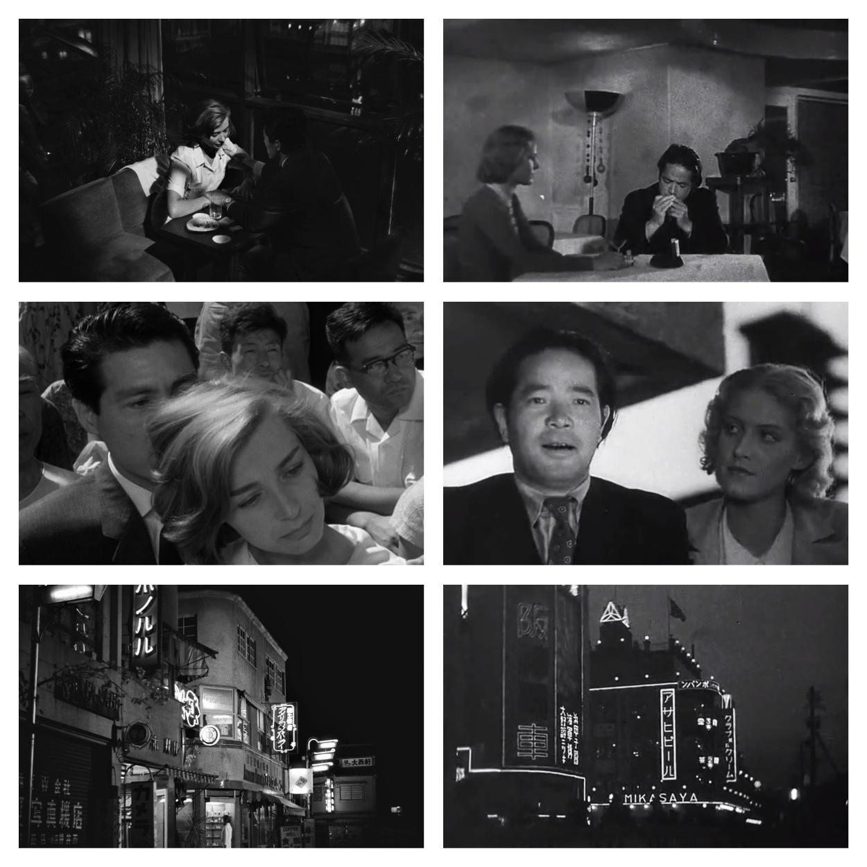 «Хиросима, моя любовь» (1959) Алена Рене vs. «Дочь самурая» (1937) Арнольда Фанка и Мансаку Итами