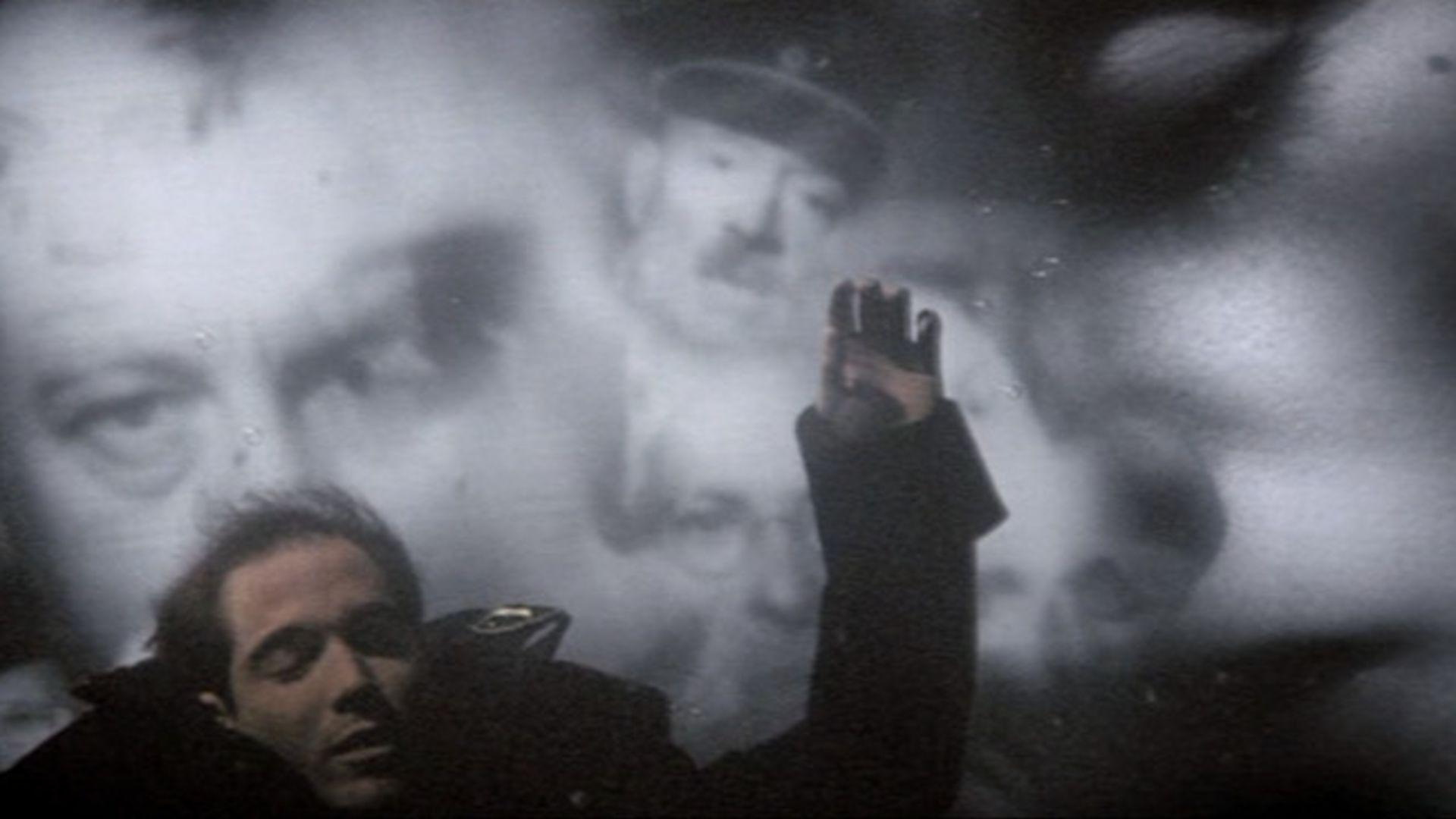 Европа (1991, реж. Ларс фон Триер. Дания, Швеция, Франция, Германия, Швейцария, Испания)