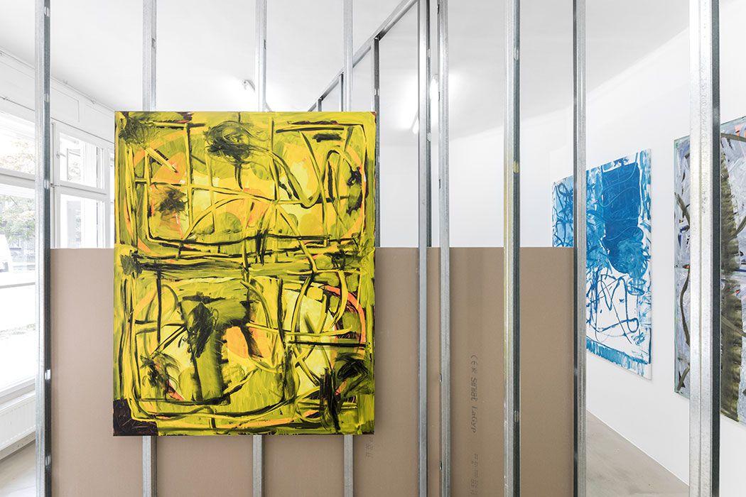 Мартин Лукач. Выставка 'Interpreter's Booth' (совместно с Ану Ватра). Галерея Lucie Drdova. Прага. 2017