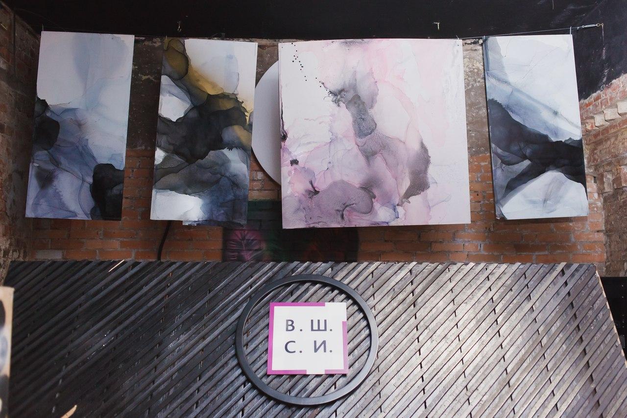 Квартирная выставка «Тишина». ВШСИ, 2018 // Фото: Евгения Кокурина