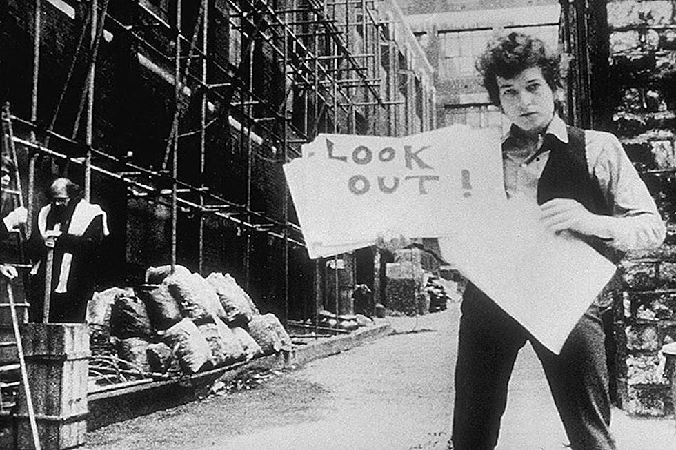 Bob Dylan, Subterranean Homesick Blues (1956)