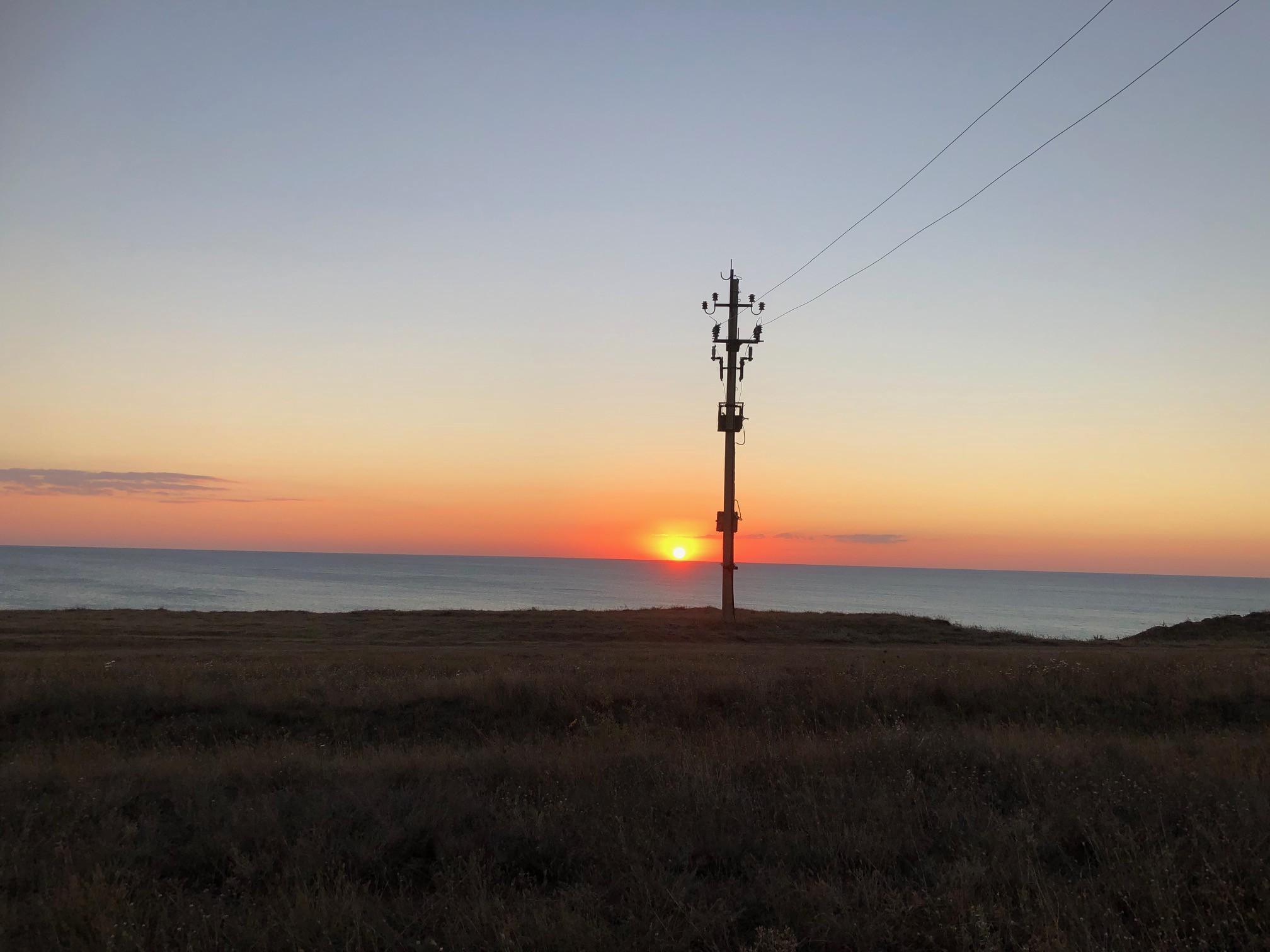 Энергетика на краю. Источник: фотография авторов