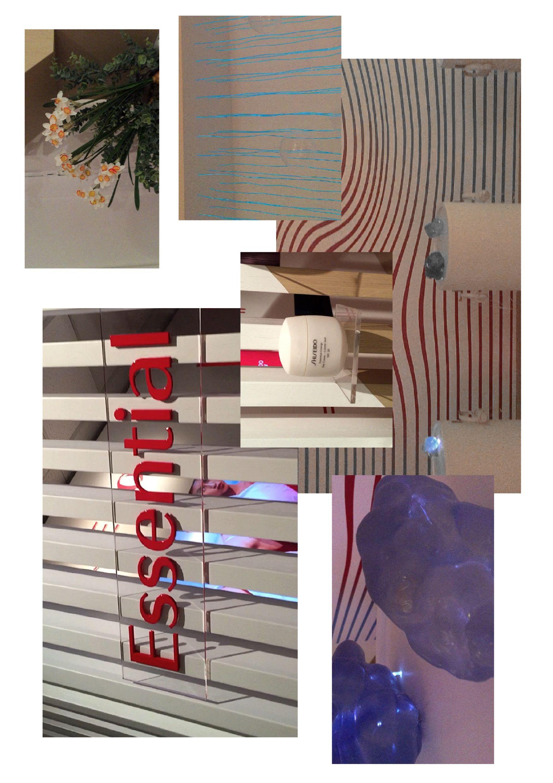 Зона Shiseido + работа Ани Моховой иPlaytronica«Shinto». Courtesy:https://tinyurl.com/cwh6u4rk